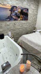 Pompeji Zimmer mit Whirlpool