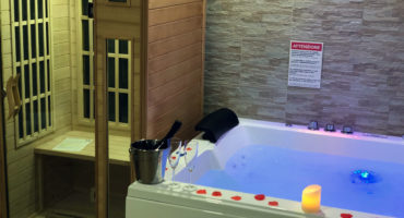 Pompeji-Suite mit Spa Maxi