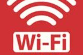 KOSTENLOSES Wi-Fi Internet
