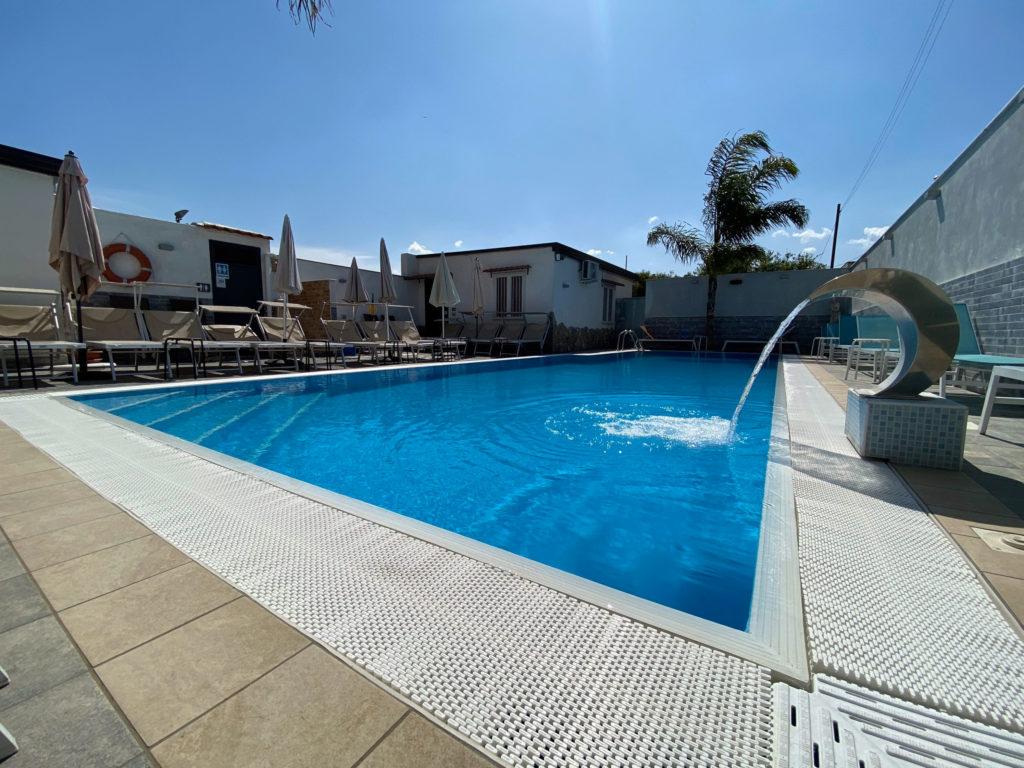 Pool Hotel Pompeji