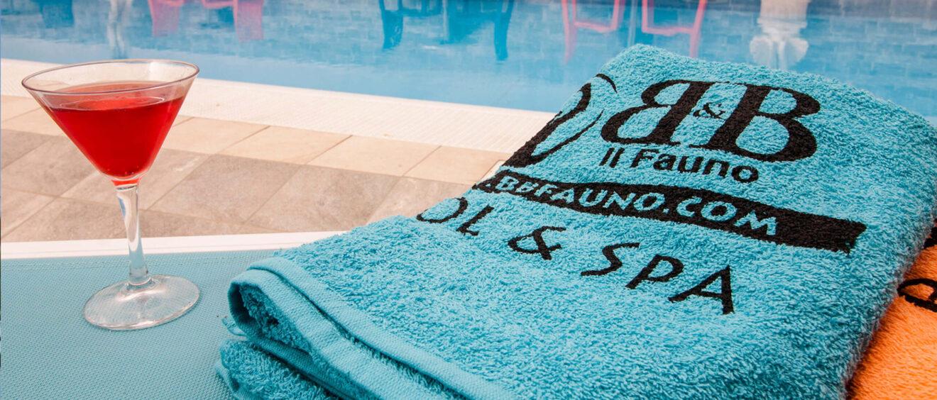 Dienstleistungen Hotel Pompei Fauno