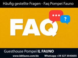 FAQ Pompei Fauno