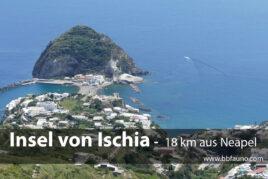 Insel Ischia - 18 km von Neapel entfernt