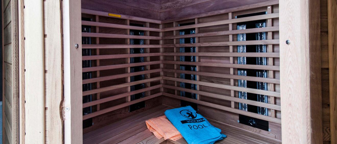 Hotel mit Sauna in Pompeji