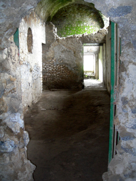 Reopen The House Of Cryptoporticus Pompeii