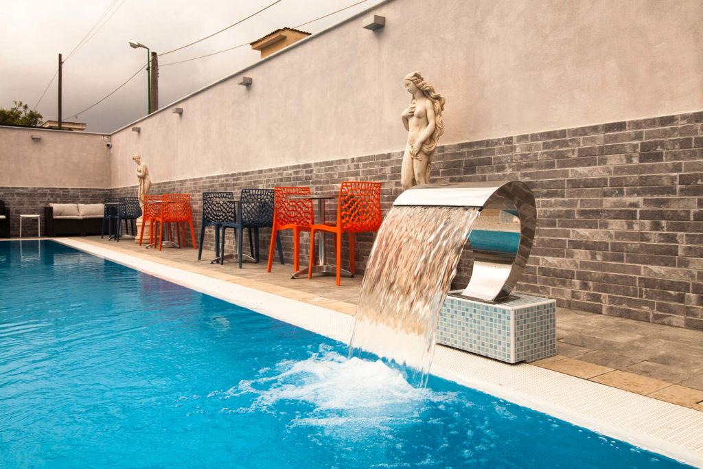 Pompeii accommodation