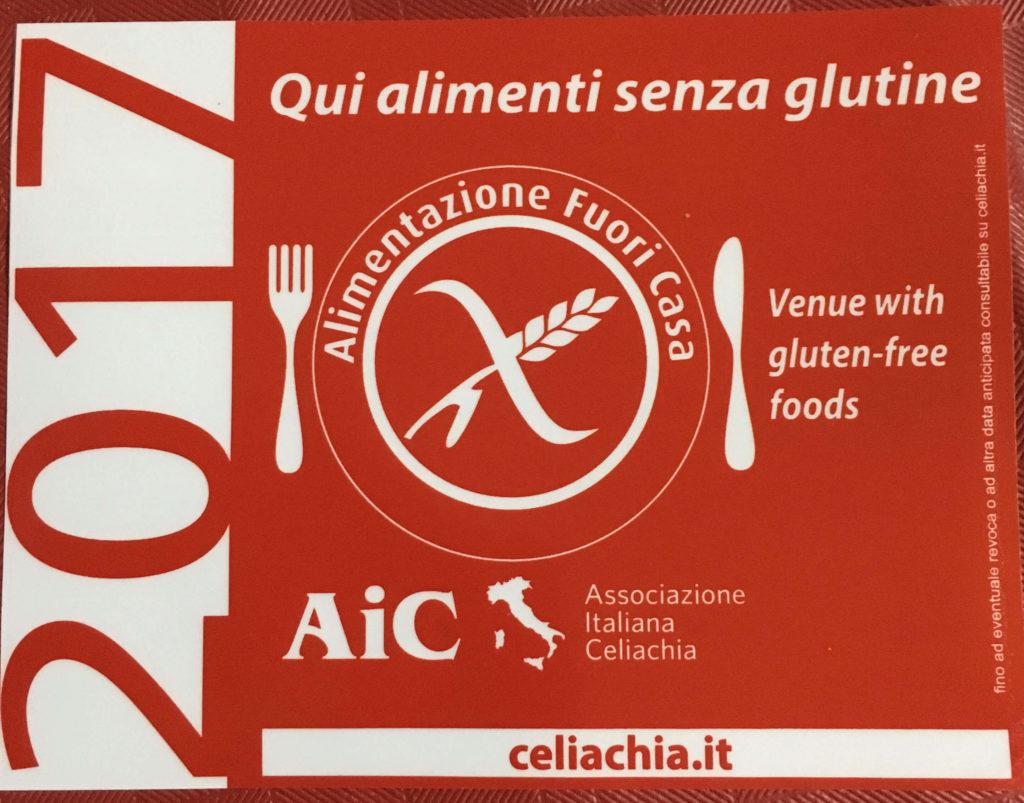 Gluten free breakfast Pompei