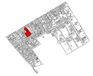 Planimetria-domus-criptoportico-pompei