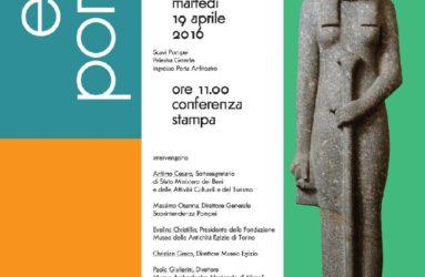 Nile Pompeii exhibition