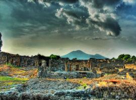 Three million visitors Pompeii