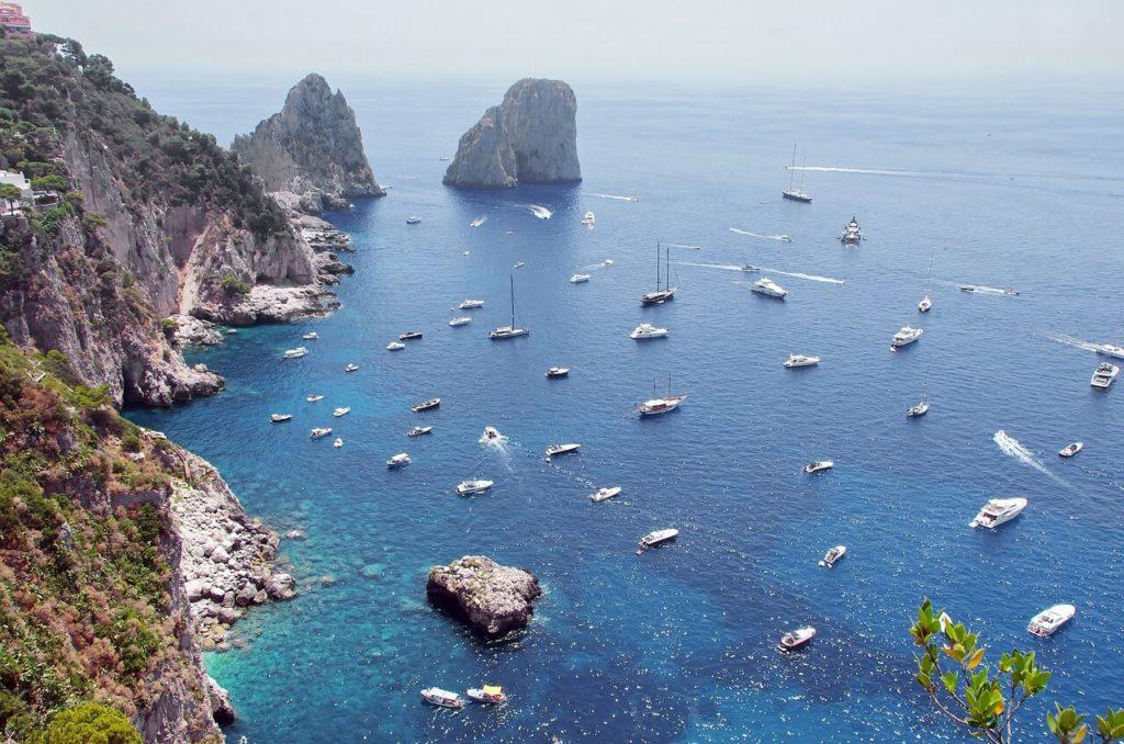 Visit Capri