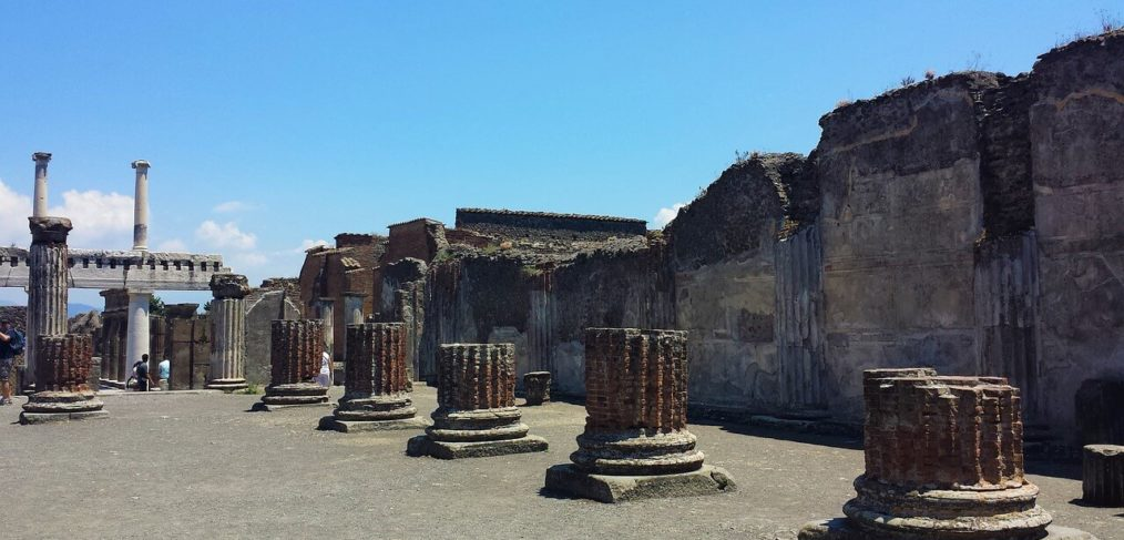 Pompeii free entry 5th November 2017