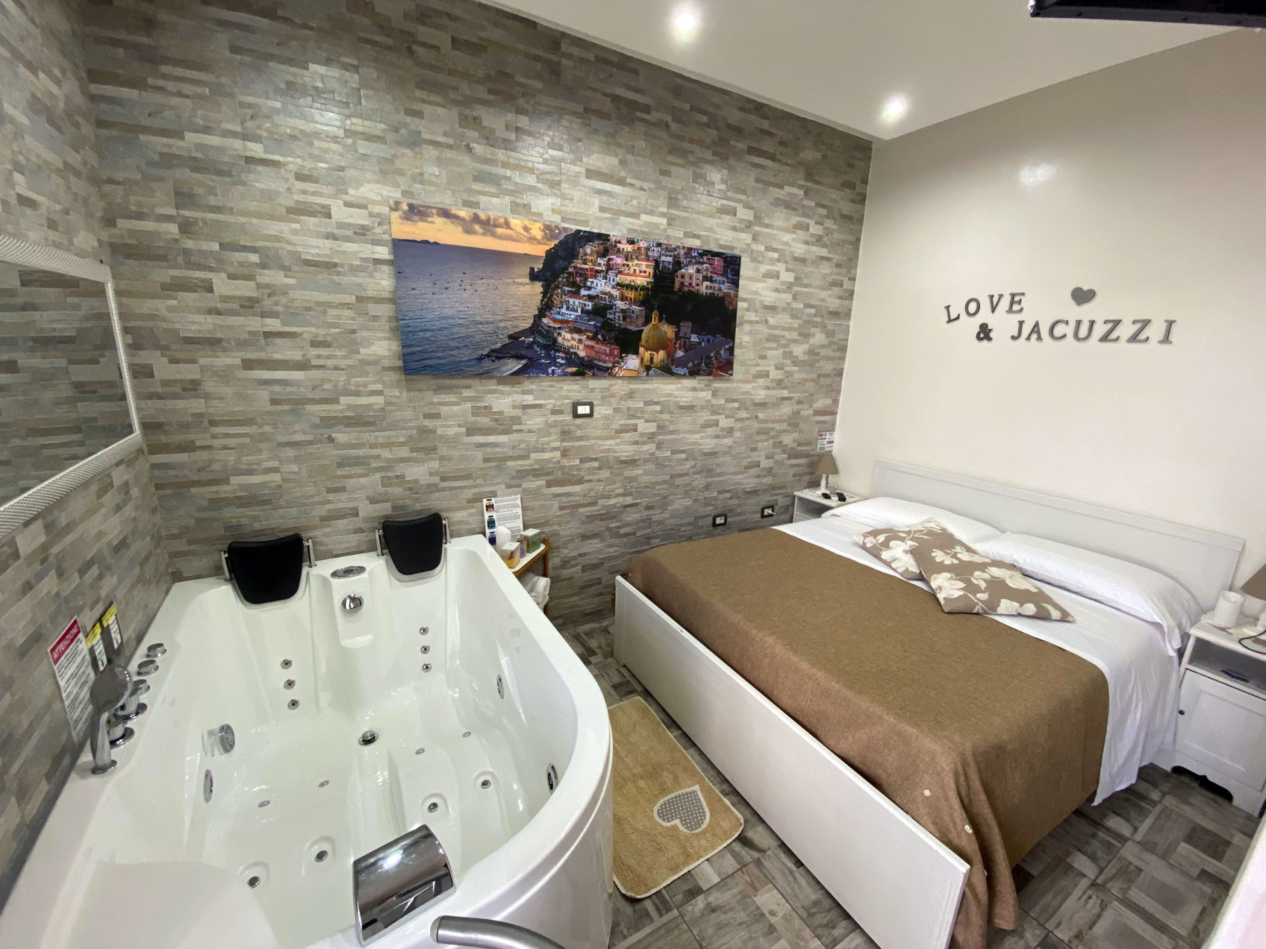 Amenities Da Bagno pompeii guesthouse , your accommodation near the