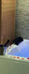 Pompeii suite with Spa Maxi Jacuzzi and Sauna