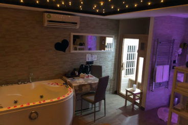 Suite with SPA Luxury