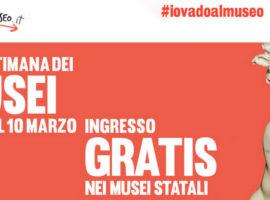 Museum Week 2019 Pompeii
