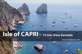 Capri Island- 15 minutes from Sorrento