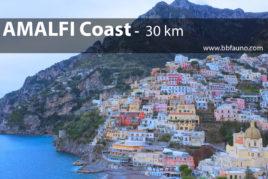 Amalfi Coast - 22 Km