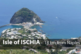 Ischia Island - 18 km from Naples