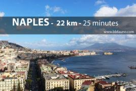 Naples - 22 km