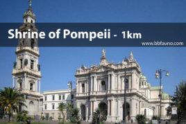Shrine of Pompeii - 1 Km