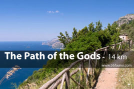 The Path of the Gods - 14 km
