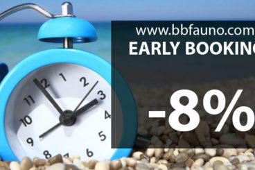 EARLY BOOKING -9%