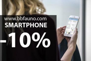 SMARTPHONE -10%