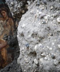 Pompeii reopens three new domus Monday 25 November 2019