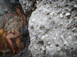 Pompeii reopens three new domus Monday 25 November 2019