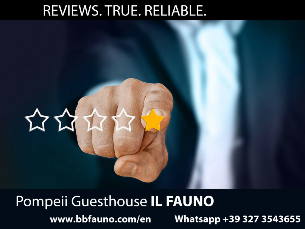 Pompeii hotel reviews