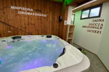 Whirlpool hot tub SPA