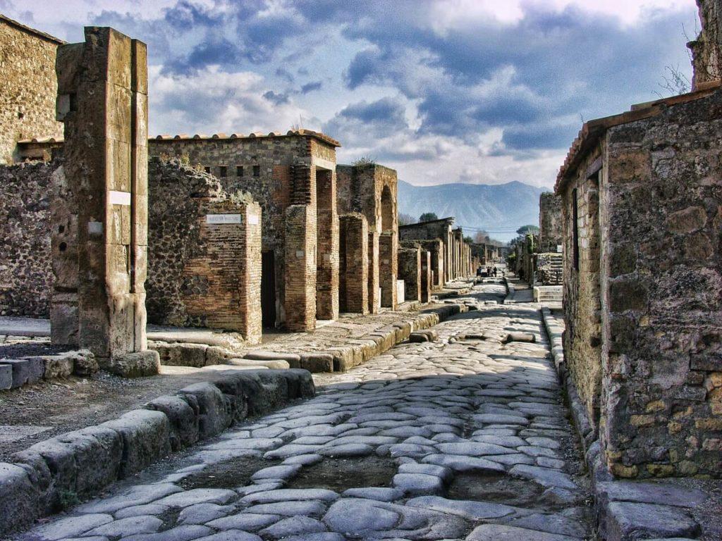 Que Ver Pompeya