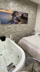 Habitación Pompeya con jacuzzi