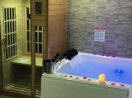 Suite de Pompeya con Spa Maxi