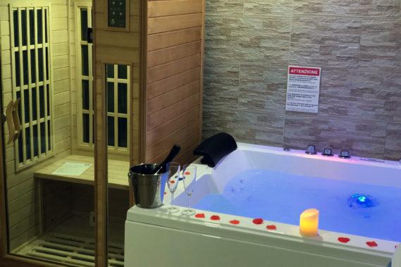 Suite con SPA Maxi y 2 habitaciones.