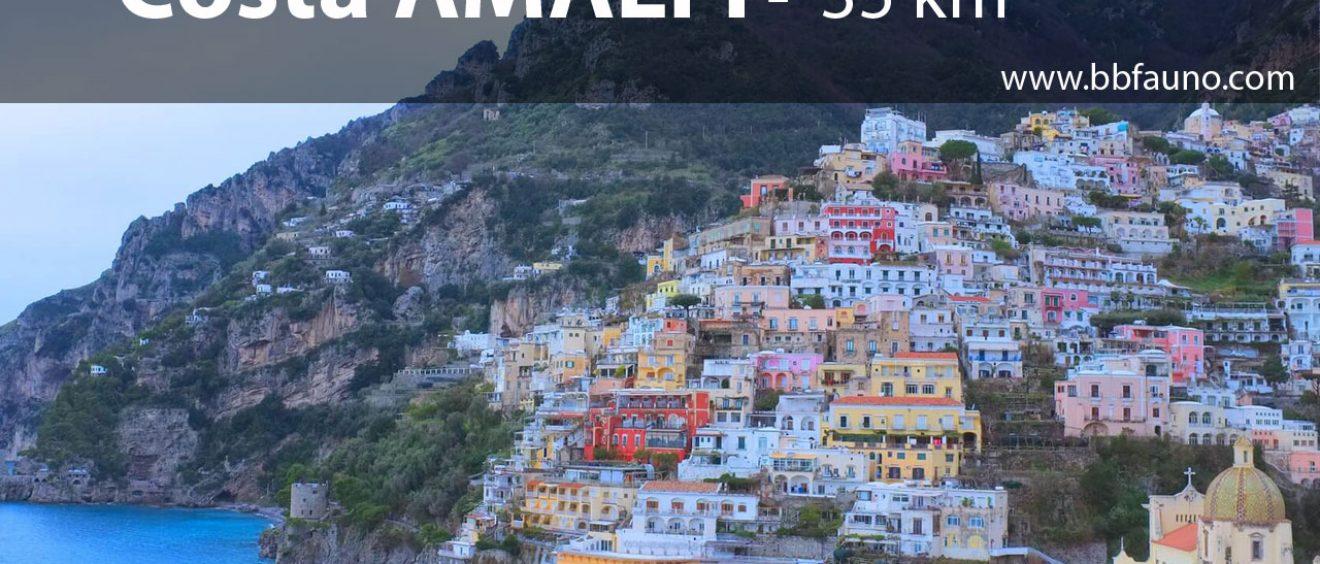 La costa de Amalfi