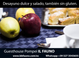 Desayuno de Pompeya