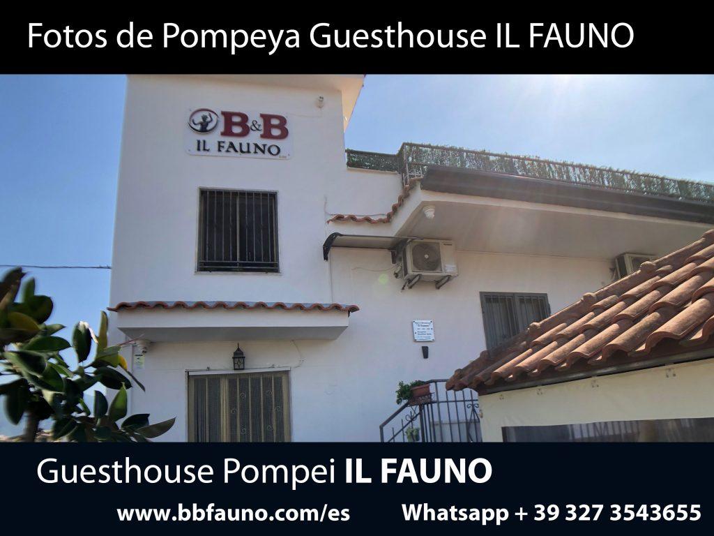 Fotos de Pompeya Fauno