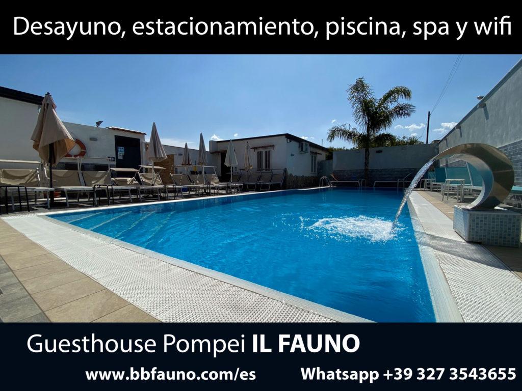 Hotel Pompeya