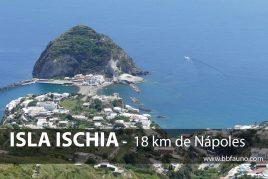 Isla de Ischia - a 18 km de Nápoles