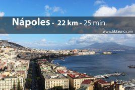Nápoles - 22 km