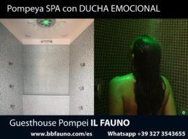 Pompeya SPA con Ducha Emocional