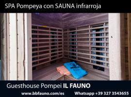Spa Pompeya con Sauna