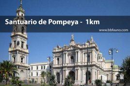 Santuario de Pompeya - 1 km