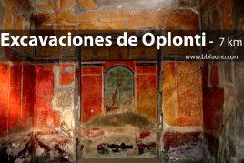 Excavaciones de Oplonti - 7 km
