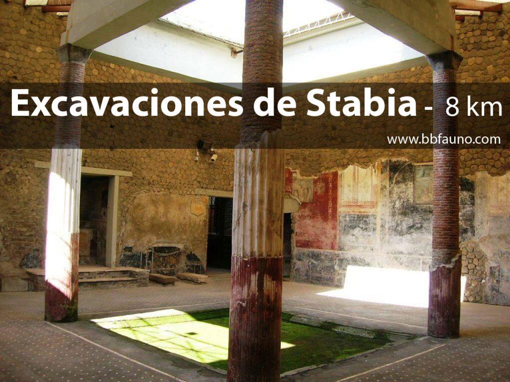 Excavaciones arqueológicas de Stabia