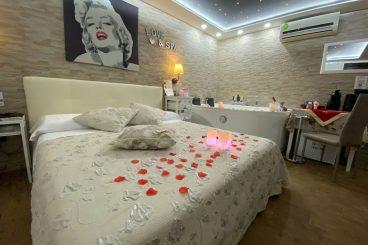 Suite con SPA de lujo - Sauna y bañera de hidromasaje