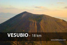 Vesubio - 18 km