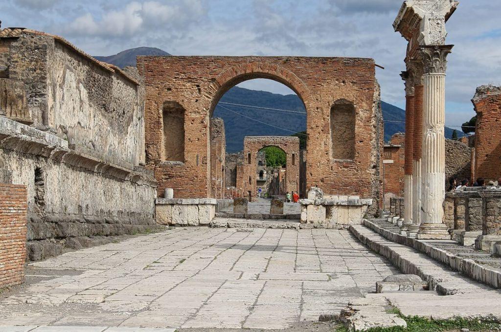 Visiter Pompei